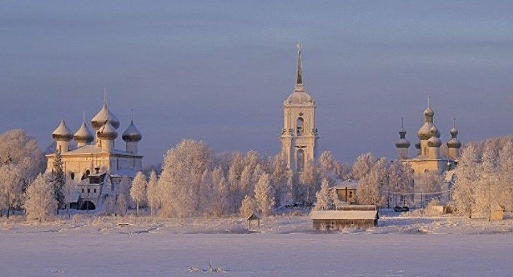 Nord de la Russie